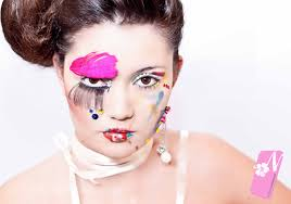 s creative makeup glamour makeup high fashion