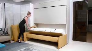 Give a Subtle and Fun Modern Murphy Bed Nicole Frehsee Home