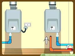 average cost to install water heater. Exellent Average How Much Does A Tankless Water Heater Cost To Install Is  Home Depot Lowest Hot Electric Installation Tank  Throughout Average R