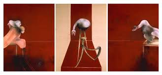 francis bacon second version of triptych 1944
