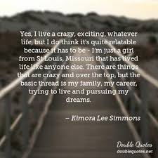 Quotes About Crazy Dreams Best Of Crazy Dreams Quotes Double Quotes