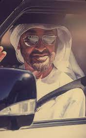 الشيخ محمد بن زايد آل نهيان الله يحفظه in 2021   Brown aesthetic, Beautiful  men faces, Photo