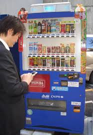 How To Make A Vending Machine Classy Asahi Vending Machines Now Dispense Free WiFi And Beer Technabob