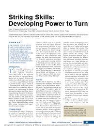 Nsca Program Design Pdf Pdf Striking Skills Developing Power To Turn
