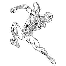 Small Picture Top 33 Free Printable Spiderman Coloring Pages Online