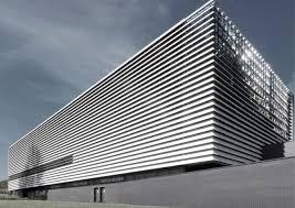 Modern Architecture Materials architectural facade - modern materials