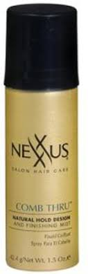 Nexxus Comb Thru Natural Hold Design And Finishing Mist Product Page Large Vertical Buy Product Page Large
