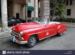 1952 Chevrolet Styleline Deluxe Convertible, Hotel Nacional de ...