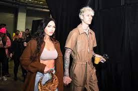 Machine Gun Kelly on When Megan Fox ...