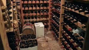 diy wine cellar basement inexpensive