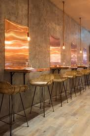Restaurant Design Ideas London Restaurant Impresses With Lots Of Copper Beauty
