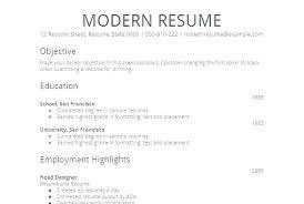 Simple Sample Resume Simple Resume Sample Thrifdecorblog Com