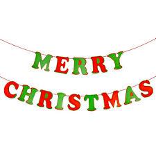 Merry Christmas Banner Print Merry Christmas Letters Under Fontanacountryinn Com