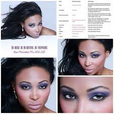 ms usa 2016 younique makeover makeup beauty looks younique beauty makeup african american makeup