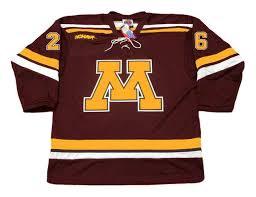 K1 Hockey Jersey Size Chart Phil Kessel Minnesota Gophers 2005 Ncaa Throwback Hockey Jersey