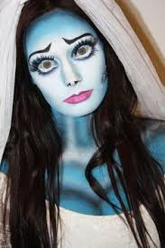 emily from tim burton s corpse bride make up rebekka
