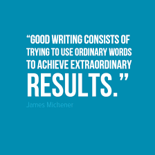 Image result for Good Writing Quotes