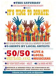 fundraiser flyer template teamtractemplate s fundraising hands flyer ticketprintingcom wbxeepba
