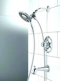 portab shower head for bathtub faucet sing sprayer attachment handheld tub hose hand