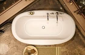 ... Freestanding Bathtub / Oval / Acrylic ...