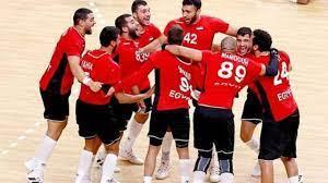 مباراة مصر وتونس كرة يد مباشر
