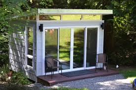 prefab office shed. Modern Home Office Contemporary Prefab Shed
