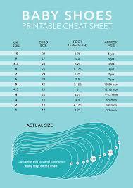 Abundant Infants Shoe Chart Baby Shoe Size Chart 9 Months