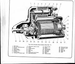 bosch starter motor wiring diagram images basic car wiring have never had to remove the motor so actually looked at