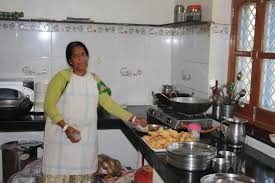 Modern Kitchen In India Volunteer Blog In India Photos Of The Volunteer House In Udaipur