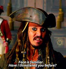 Pirates Of The Caribbean Quotes Pirates of the Caribbean quotes funny gifsgif 76