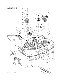 Troybilt lawn tractor parts model 13at609h063 sears partsdirect mesmerizing wiring diagram for troy bilt riding