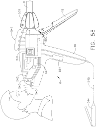 Us8657174b2 motorized surgical cutting and fastening instrument having handle based power source patents