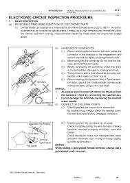 2007 toyota sienna service repair manual Toyota Wire Harness Repair Manual Toyota Wire Harness Repair Manual #30 wire harness repair manual toyota truck 1989