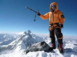 Одежда для восхождения в горы