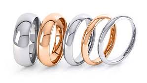 Guide To Mens Wedding Rings Orla James