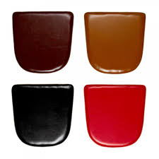 image is loading faux leather seat pads for tolix xavier pauchard
