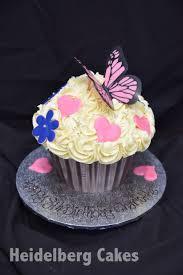 Cup Cake Birthday 13 Large Cupcake Heidelberg Cakes