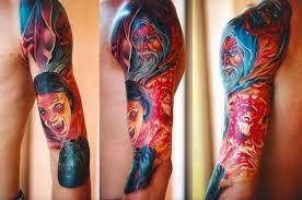 Galerie Tetování Tetování Na Ruce Ruka 0088
