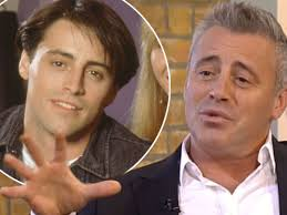 Wheres Joey Viewers React To An Older Matt Leblanc On This Morning