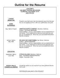 Fine Plural For Resume Contemporary Entry Level Resume Templates