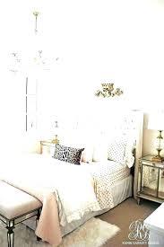 black white and gold bedroom – yuzuriha.co