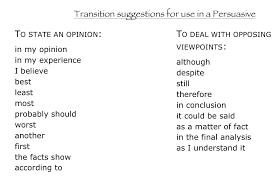 essay transitions transitional words for essays paragraph persuasive essay transitions view larger