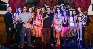Stockton college strip club
