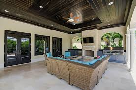tongue and groove ceiling outdoor. the outdoor room becomes a cozy lounge with tongue and groove select cypress ceiling custom crown detail to match in-door all n