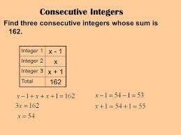 linear equations and problem solving word problems 2 find