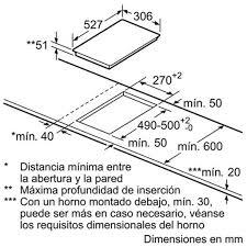 Bếp Từ Domino Bosch PIV375N17E Giá Rẻ
