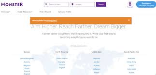 top best international jobs websites most popular sites list monster top 10 most popular best international jobs