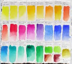 Don Jusko W Cs With Color Chart Wetcanvas