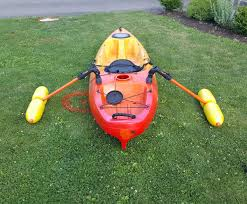 build these diy kayak outriggers for under 60