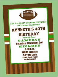 Football Party Invitations Templates Free Football Party Invitations Templates Free Football Birthday Party